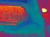 Chevy Bolt heated mirrors (lenswrangler) Tags: lenswrangler digikam flir chevy bolt mirror heat defogger defroster sideview infrared scout scouttk