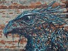 Black bird mural on Bliska Street (stillunusual) Tags: warsaw warszawa wwa poland polska praga bird streetart urban urbanart urbanwalls wall wallart wallporn graffiti graffitiporn mural urbanscenery streetphotography street city travel travelphotography travelphoto travelphotograph 2017