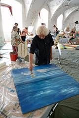 Styrian Summer Art 2017 Fotos by Chri Strassegger (50) (Styrian Summer Art) Tags: juli17iv styriansummerart siebdruck acrylmalerei kunstkurse kunstworkshop kunst kunstseminar naturparkpöllauertal