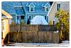 Neighborhood Fence XV (Timothy Valentine) Tags: 2017 intheneighborhood friday large 1217 fence eastbridgewater massachusetts usa