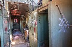 Train Train..... (The Dying Light) Tags: canon6d davebentleyphotography 2017 arizona canon desert travel winslow train traincar santafetrain abandonedtrain abandoned