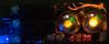 Glow (Ennev) Tags: pentaxk3ii amp amplification electronic lamps thermionicvalve tubes hifiman hifimanef2c ef2c