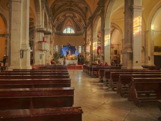 St. Euphemia Church at Dusk