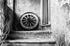spare wheel (LinusVanPelt ) Tags: gdg bagnoregio viterbo italy it