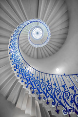 Tulip Staircase Queens House - 0886 (LeePellingPhotography.co.uk) Tags: greenwich house lee london pelling photography queens staircase tulip