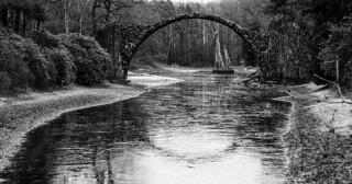 Rakotzbrücke (Devil*s bridge) 12/2017