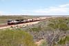 SCT014 SCT001 5PM9 Top Straight Curves Port Augsuta-A RAW 31 12 2017 (EMD4301) Tags: sct014 sct001 5pm9 emd gt46cace downeredirail sctlogistics portaugusta transaustralianrailway tar