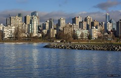 Vanier Park (Clayton Perry Photoworks) Tags: vancouver bc canada winter skyline explorebc explorecanada vanierpark