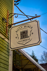 Billy Miner Ale House circa. 1911 (SonjaPetersonPh♡tography) Tags: mapleridge bc britishcolumbia canada nikon nikond5300 porthaney billymineralehouse billyminercafe historicbuildings historicsite heritagebuildings historicwaterfront riverfront fraserriver oldbuildings heritageregisteredproperty heritage heritagebuilding heritagehouse billyminer billyminerhistory historic porthaneywharf pier