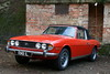 1976 Triumph Stag (davocano) Tags: rmb1l brooklands newyearsdaygathering kem461p