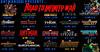 ANNOUNCEMENT: Road to Infinity War Watchaton! (AntMan3001) Tags: avengers antman guardians galaxy captain america doctor strange spiderman thor iron man hulk black panther