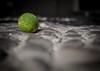 One lime (Dan Österberg) Tags: lime citrus fruit ground floor rocks pedestrial walk road green gray bw fallen ball unwanted trash spain cordoba