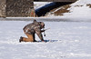 Setting it Up (MTSOfan) Tags: icefishing greenlane deepcreeklake winter sport community fun fishing cold january