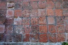 Photo of St Mary's church, Smeeth, Encaustic floor tiles