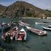 Fishing boats in Margarita Island, Venezuela