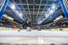 "Kansas City Mavericks vs. Colorado Eagles, December 16, 2017, Silverstein Eye Centers Arena, Independence, Missouri.  Photo: © John Howe / Howe Creative Photography, all rights reserved 2017. • <a style=""font-size:0.8em;"" href=""http://www.flickr.com/photos/134016632@N02/24278194587/"" target=""_blank"">View on Flickr</a>"