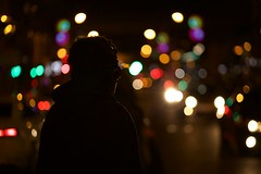 IMG_6095 (JetBlakInk) Tags: afro brixton street nightphotography streetphotography trafficlights colouredlights bokeh