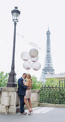 Paris - whispher sweet nothings (hmargob1) Tags: couple love romance eiffel tower balloons paris france photo shoot whisper