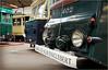 Le trolleybus réversible 402 et le trolleybus 432, Musée des transports en commun de Wallonie, Liège, Belgium (claude lina) Tags: claudelina belgium belgique belgïe liège musée museum muséedestransportsencommundewallonie trolley trolleybus