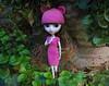 (Linayum) Tags: pullip pullipdita pullips pullipdoll vanilla junplanning doll dolls muñeca muñecas pink green garden ganchillo crochet handmade linayum