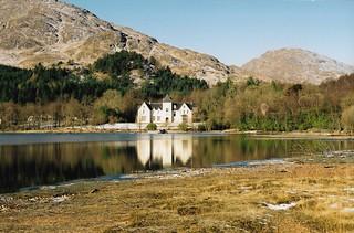 Loch Shiel - February 2001