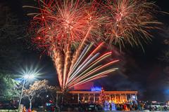 New year Fireworks (Mr.Geguskov) Tags: new year firework flame night longexposure sony a6300 1650