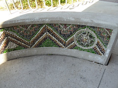 PublicLibraryArt04 (alicia.garbelman) Tags: antigonish novascotia canada publicart libraries walls mosaics