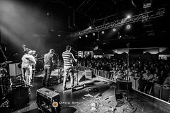 Town Mountain 2017-12-15 (Asheville, NC) (David Simchock Photography) Tags: asheville bw davidsimchock davidsimchockphotography frontrowfocus mannafoodbank nikon northcarolina theorangepeel townmountain avl avlent avlmusic band blackandwhite concert event image livemusic music musician performance photo photography usa