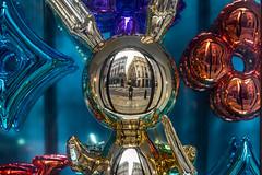 Bunny Boy (Sean Batten) Tags: london england unitedkingdom gb reflection shop christmas city urban cityoflondon shopwindow nikon d800 70200