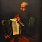 Jusepe De Ribera, San Paolo, XVII sec, Cosenza, Galleria Nazionale Palazzo Arnone