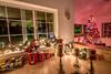Christmas @ The Yokoyamas 01 (JUNEAU BISCUITS) Tags: christmas decorations waimea kamuela hawaii candles christmastree garland hawaiiphotographer bigislandphotographer nikond810 nikon