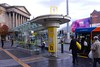 Queen Square bus stand/passenger shelter (Towner Images) Tags: bus stand shelter merseytravel towner queensquare liverpool england merseyside stagecoach city