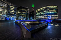 The Scoop (Daniel Coyle) Tags: thescoop thescoopatmorelondon scoop theshard shardlights green morelondon theviewfromtheshard christmas christmastree christmaslights nikon nikond7100 d7100 danielcoyle london londonnight longexposure hdr wideangle night nightphotography nightshot nightonearth centrallondon river thames riverthames architecture lights