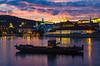 Praha po západu slunce (Honzinus) Tags: praha prague cz czech česko čechy vltava sunset dawn