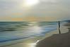 lost (mesana62) Tags: andalucia atardecer atlantico almonte amarillo abstract arena atlantic spain silhouette sunset skyline cylon13 contraluz mirror matalascañas mesana mar nature