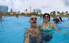 Snowbirding in Florida (The.Mickster) Tags: self orlando cabanabay holiday gopro fisheye swim water portrait randy 365 waterpark vacationcamile valcanobay universalstudios