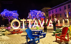Ottawa Christmas Lights (Oleh Khavroniuk (Khavronyuk)) Tags: ottawa ontario canada winter lights christmas christmasdecorations christmaslights merry merrychristmas happy colors colours nikon nikkor longexposure exposure explorecanada myottawa snow chairs blue red city cityscape citylife downtown new newyear festive streetphotography street streetphoto streetart streetlife streets outdoor night nightphotography nightshooters weihnachten noel noël navidad holidays travel national photo photography photoart people happynewyear frozen flickr geotagged candid