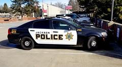 Jackson Police Chevrolet Caprice (Caleb O.) Tags: jackson police caprice california