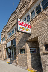 Perkins Tavern (string_bass_dave) Tags: newcastle usa sign unitedstates flickr wy wyoming us