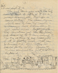 4 Borneo and Morotai Letters-59.jpg (WEPidgeon) Tags: boxcar troops steamengines malays rations painting warcorrespondent ww2 morotai soldiers 4borneoandmorotaijultoaug1945 secondworldwar 1945julaug jeeptrain warletters chinese comicsketch flattop