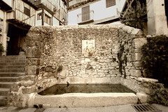 Fountain in Mogarraz _3036 (hkoons) Tags: florencio maillo western europe european iberia mediterranean mogarraz people spain abode art artist community home house housing human individual landscape outdoors person portrait portraits residence residency residential roof rural sky sunlight tile town trees village