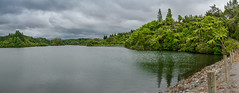 Lake scene (robin_ohia) Tags: newzealand water landscape leisure colour nikon native