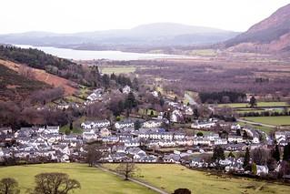 Looking down on Braithwaite