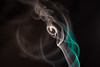 Smoke in color (Theo Crazzolara) Tags: smoke smoking steam rauch environment business electric technology epic cool beautiful color