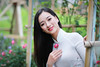 IMG_0875 (minhnt.bkhn) Tags: miss aodai vietnam tradition fptsoftware fpt software portrait