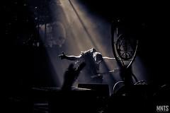 Behemoth - live in Warszawa 2017 fot. Łukasz MNTS Miętka-3