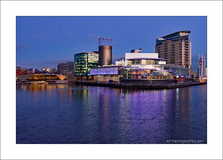 The Lowry Theatre @ Salford Quays
