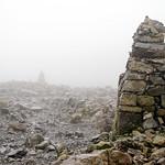 Rocky summit of Ben Nevis thumbnail