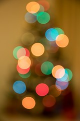 361/365 (neals pics) Tags: 365the2017edition 3652017 day361365 27dec17 christmas tree lights softfocus soft focus diffuse dof