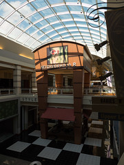 Neighborhood B (Travis Estell) Tags: cincinnatimall cincinnatimills forestfairmall forestfairvillage deadmall forestpark ohio unitedstates us
